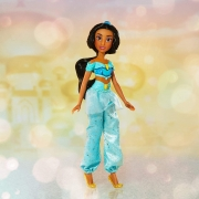 Boneca Princess Brilho Real Princesa Jasmin - Hasbro F0902
