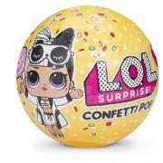 Boneca Surpresa Lol Confeti serie3 - Candide 8906