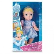 Boneca Vinil Princesa Disney Baby Cinderela Luxo - Mimo 6434