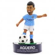 Boneco Articulado colecionável Kun Aguero Manchester City Maccabi 8001