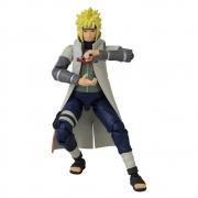 Boneco Articulado Minato Namikaze Naruto Bandai - fun F00515