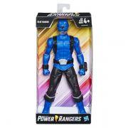 Boneco Articulado Power Rangers Blue Ranger Hasbro E6206/E5901