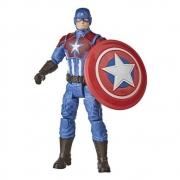 Boneco Avengers Game Verse Capitão América - Hasbro E9865