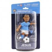Boneco Colecionável Gabriel Jesus Manchester FC Maccabi 8000