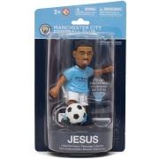 Boneco Colecionável Gabriel Jesus Manchester FC-Maccabi 8000