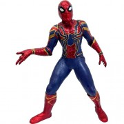 Boneco Gigante 50 cm Iron Spider Avengers Ultimato - Mimo 562