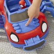 Boneco Homem Aranha Super Carro Aranha - Hasbro 423930