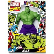 Boneco Hulk Verde Marvel Comics - Mimo 0551