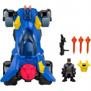 Boneco Imaginext DC Super Batmóvel - Mattel Dht64