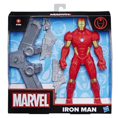 Boneco Iron Man com Acessórios - Hasbro E7360