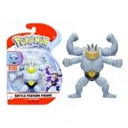Boneco Pokemon Battle Figura Machamp - Sunny 2602