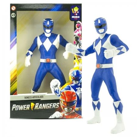 Boneco Power Rangers Azul - Mimo 0850