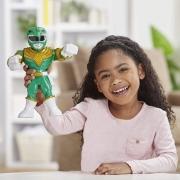 Boneco Power Rangers Mega Mighties Ranger Verde -  Hasbro E5869