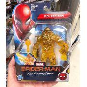 Boneco Spider Man Home Molten Man Marvel E4121/E3549 Hasbro