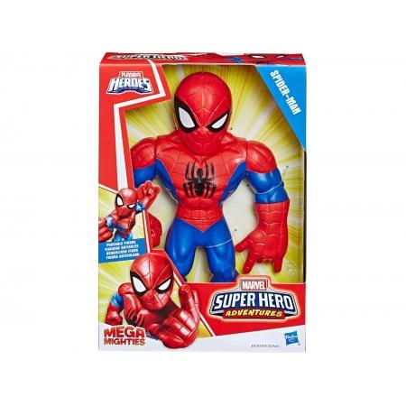 Boneco Super Hero Adventures Homem-Aranha - Hasbro E4147