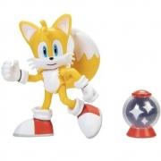 Boneco Tails Articulado The Hedgehog Sega - Fun F00662