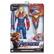 Boneco Titan Hero Capitã Marvel E3307 -  Hasbro