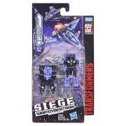 Boneco Transformers Siege War For Cybertron Storm & Visper E3560/E3420