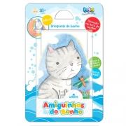 Brinquedo De Banho Amiguinhos Do Banho  Gato  2387 - Toyster