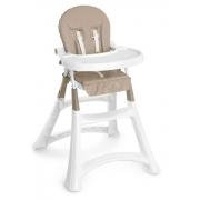 Cadeira de Alimentação Alta Premium Sand - Galzerano 5070SND