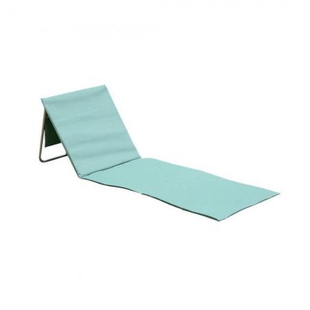 Cadeira Espreguiçadeira Ajustável Azul Claro - Tobee 3000