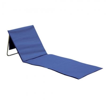 Cadeira Espreguiçadeira Ajustável Azul Royal - Tobee 3000