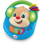 Cante e Aprenda Player Musical Fisher Price - Mattel FPV02