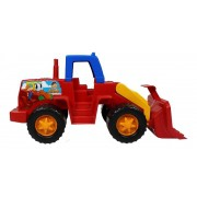 Carregadeira Escavator - Dismat Mk107