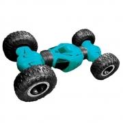 Carrinho com controle remoto Twistcar Azul - Polibrinq CAR503