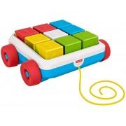 Carrinho de Blocos Fisher Price - Mattel GML94