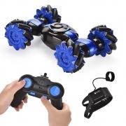 Carrinho de Controle Evolution r/c Torsional  Azul - Multikids BR1194