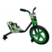 Carrinho Gira Gira Bike Verde - Fenix GBK-718