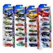 Carrinhos Hot Wheels Básicos Escala 1:64 - Mattel C4982