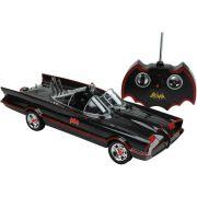 Carro Controle Remoto Batmóvel 7 Funções 9066 - Candide