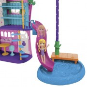 Casa Do Lago Da Polly Pocket Ghy65 - Mattel