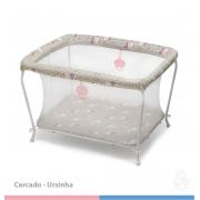 Cercado Para Bebê Ursinha - Galzerano 3005UR