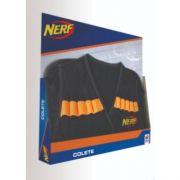 Colete Nerf  Preto/Laranja Tamanho M 12152 - Sulamericana