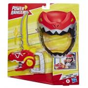 Conjunto Máscara com Sabre Saban's Power Ranger Rex Zord Hasbro E6359