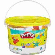Conjunto Play Doh Mini Balde Praia 23442