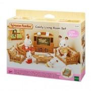 Conjunto Sala de Estar Confortável Sylvanian Families - Epoch 5339