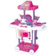 Cozinha Infantil Riva Chef Rosa - TA TE TI 1302