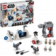 Defesa Action Battle Echo Base - Lego 75241