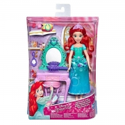 Disney Princess Penteadeira Real da Ariel - Hasbro  E3153/E2912