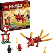 Dragao do Fogo do Kai - Lego 71701