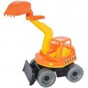 Escavadeira Turbo Truck Colorido 4162 Maral