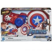 Escudo Nerf Avengers Power Move Capitão America Hasbro E7375