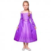 Fantasia Infantil Frozen II Elsa Clássica Tamanho P - Regina 114878.8