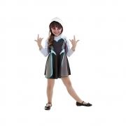 Fantasia Spider Gwen Clássica P - Regina