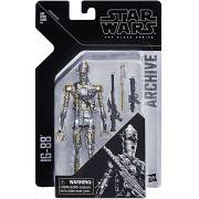 Figura Articulada Colecionável 15 Cm Star Wars Archive IG-88 E3253/E4040- Hasbro