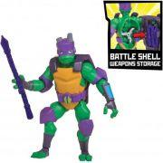 Figura De Açao As Tartarugas Ninjas Donatello casco de batalha 2040 - Sunny